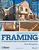 Best Carpentry Books - Complete Book of Framing: An Illustrated Guide Review
