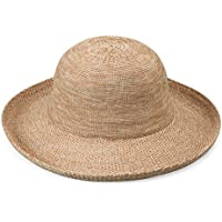 Wallaroo Hat Company Women's Petite Victoria Sun Hat - Perfect for Smaller Heads