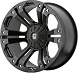 xd series 18 - XD-Series 778 Monster Wheel with Matte Black Finish (18x9