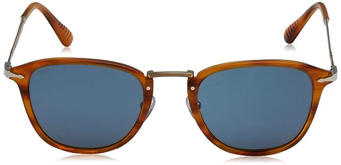 PERSOL Persol Herren Sonnenbrille » PO3165S«, braun, 24/31 - braun/grün
