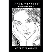 Kate Winslet Coloring Book