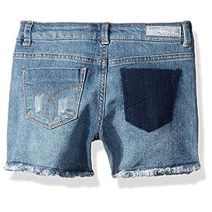 Calvin Klein Little Girls' Denim Short