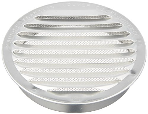MAURICE FRANKLIN LOUVER RL-100 4 Mill Mini Louver (4 Pack), 4