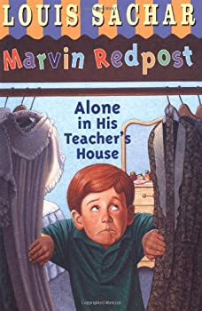 Alone In His Teacher's House (Marvin Redpost 4, paper) 067991949X Book Cover