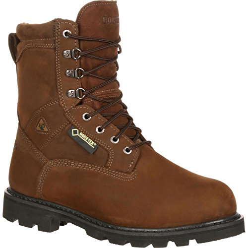 Rocky Men's Ranger Steel Toe Insulated GORE-TEX Boots,Brown,10 M US