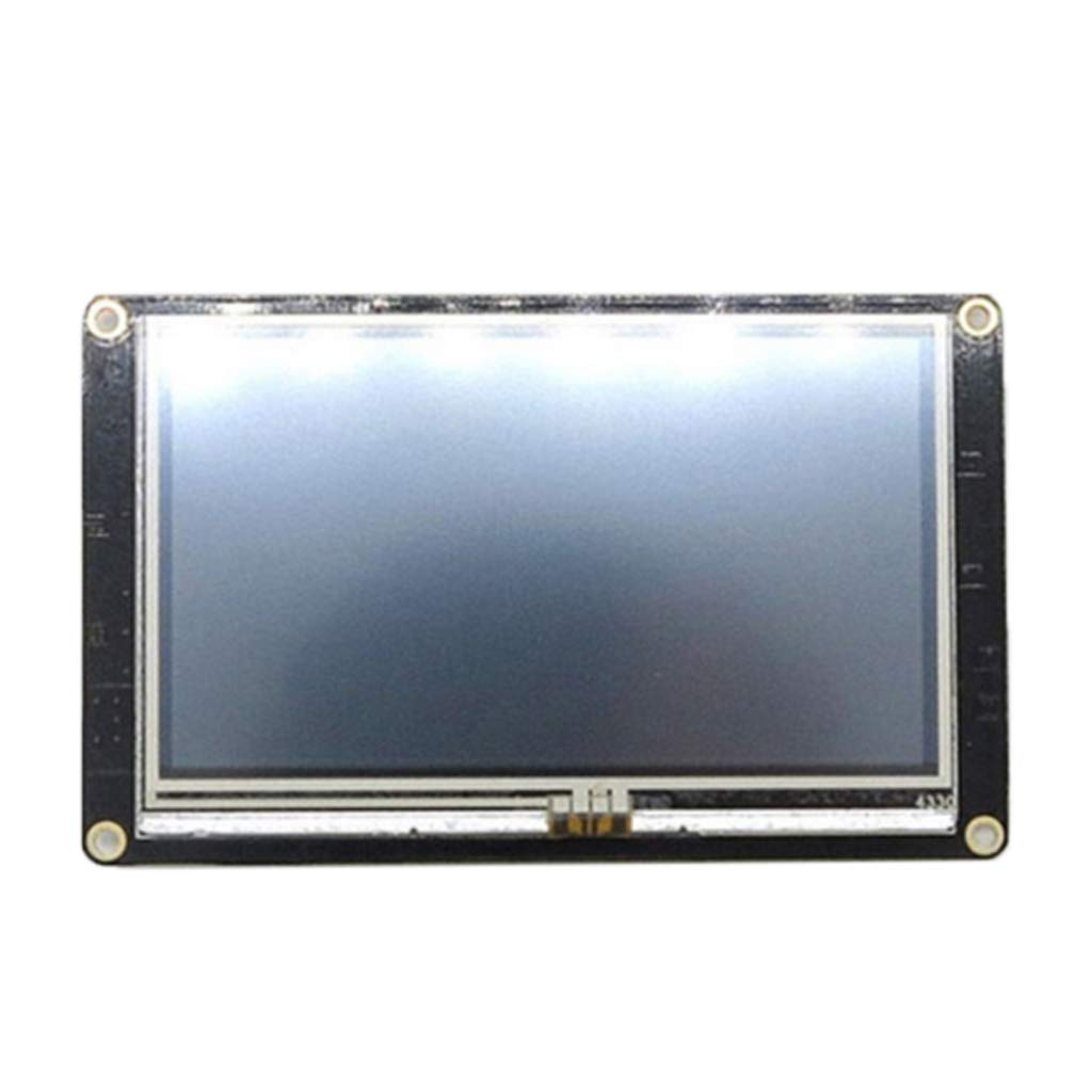 Prettyia 4.3 Inch HMI TFT Touch Display, Enhanced Version NX4827K043 LCD Touch Panel Module Intelligent USART UART Serial by Prettyia (Image #4)