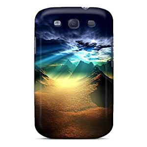 Premium [bETMZ4333iDNmC]amazing View Case For Galaxy S3- Eco-friendly Packaging