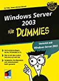 img - for Windows Server 2003 f r Dummies (German Edition) book / textbook / text book