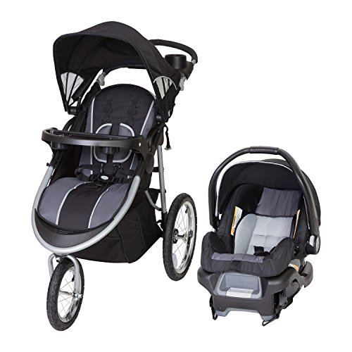 Buy Cheap Baby Trend Pathway 35 Jogger Travel System, Optic Grey