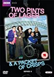 Two Pints of Lager and a Packet of Crisps Series 9 [DVD]