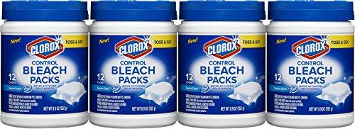 Clorox Control Bleach Packs, Regular, 12 Count(Pack