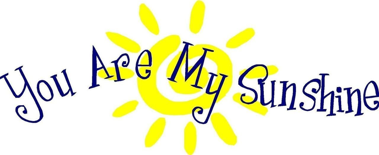 Design with Vinyl BSS41 194 As Seen Decor Item You are My Sunshine with Sun Happiness Quote Design Kids Bedroom Picture Art Sticker Vinyl 11 Inch x 21 Inch