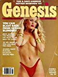 img - for Genesis Adult Magazine Nov.1985 book / textbook / text book