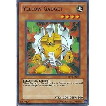 Yu-Gi-Oh! - Yellow Gadget (TU07-EN003) - Turbo
