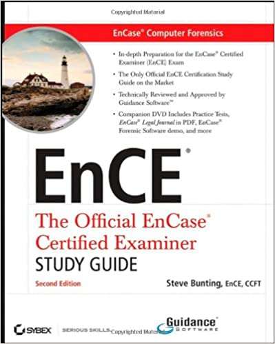 Amazon.com: EnCase Computer Forensics, includes DVD: The Official ...