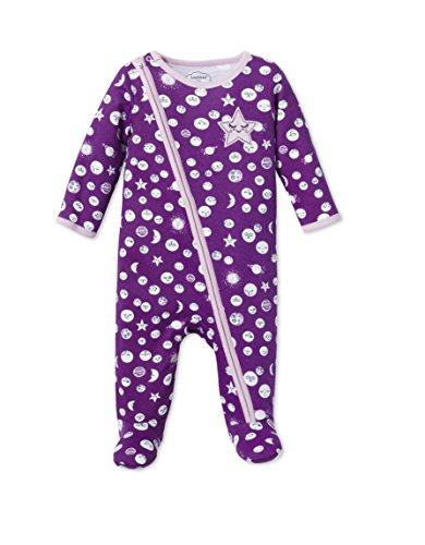 Lamaze Baby Infant Organic Sleep N' Play, Purple, NB