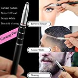 Hair Razor Pen For Hair Art Design & Eyebrow