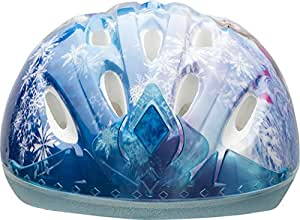 Bell 7059835 Frozen Child Bike 3D Tiara Helmet, age 5-8