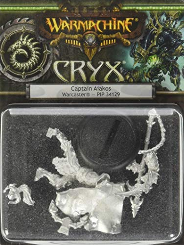 Privateer Press Cryx: Captain Aiakos Miniature Game PIP34129