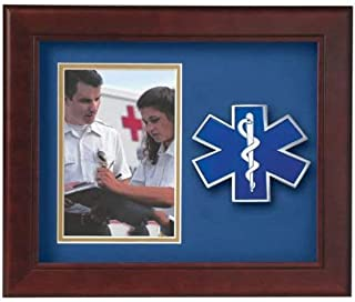 product image for flag connections 4x6 Portrait Picture EMS Frame