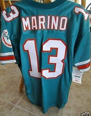 1a2a0d725 Dan Marino Jersey - 1994 original Wilson Pro Line game MT - Autographed NFL  Jerseys