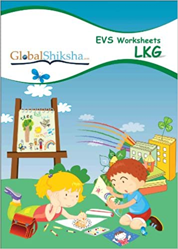 Buy Worksheets for LKG - Environmental Science (EVS) Book Online at ...