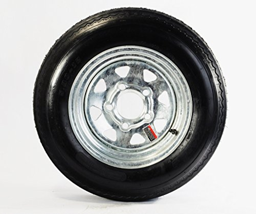 eCustomRim 11C Trailer Tire + Rim 5.30-12 530-12 5.30X12 12