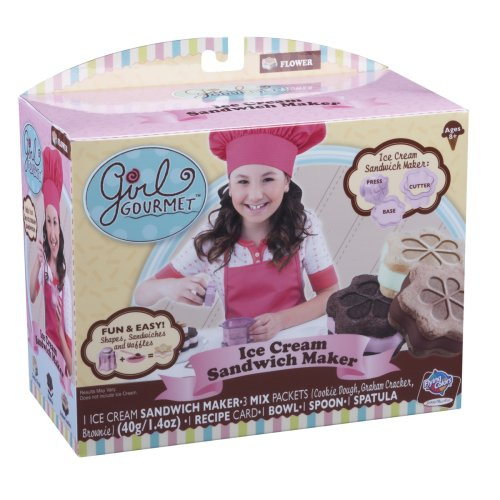 Girl Gourmet Ice Cream Sandwich Maker Ice Cream Cone Mold