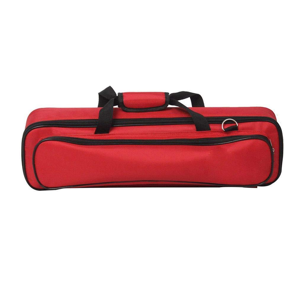 Elenxs Waterproof Oxford Clarinet Bag Case with Shoulder Strap