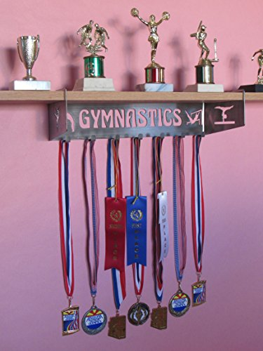 metal and trophy display shelf - 2