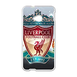 Loverpool Football Club White iPhone 5s case