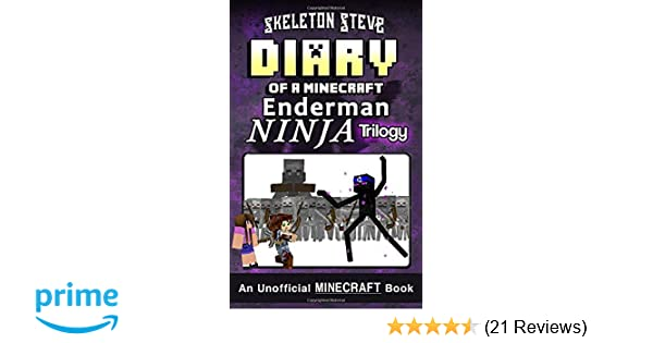 Diary of a Minecraft Enderman Ninja Trilogy: Unofficial ...