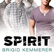 Spirit: Elemental, Book 3   Brigid Kemmerer