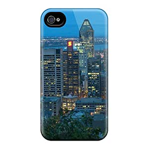 Saraumes Case Cover For Iphone 4/4s - Retailer Packaging Montreal Canada Protective Case