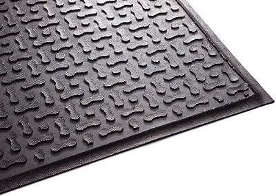 Millennium Mat Guardian Triple-Flex Mat, Rubber, Black