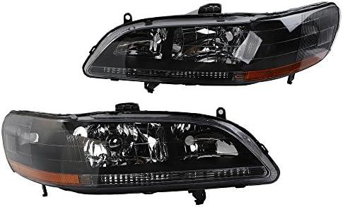 Million Parts 2pc Front Left Right Car Headlights