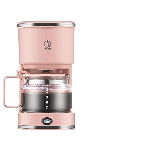 CCDZ Casa Completamente Automatico Maquina De Cafe Americano Mini Tipo De Goteo Cafetera Cocinando Te Uso