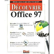 DCOUVRIR OFFICE 97