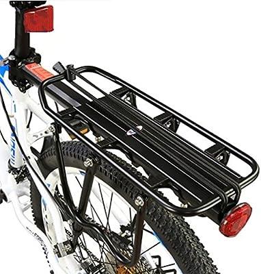 RUIX Bicicleta Portaequipajes Los Portabicicletas De Montaña Se Pueden Equipar con Accesorios Universales para Bicicletas: Amazon.es: Deportes y aire libre