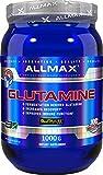 ALLMAX Nutrition 100% Pure Micronized Glutamine Powder, 1000g