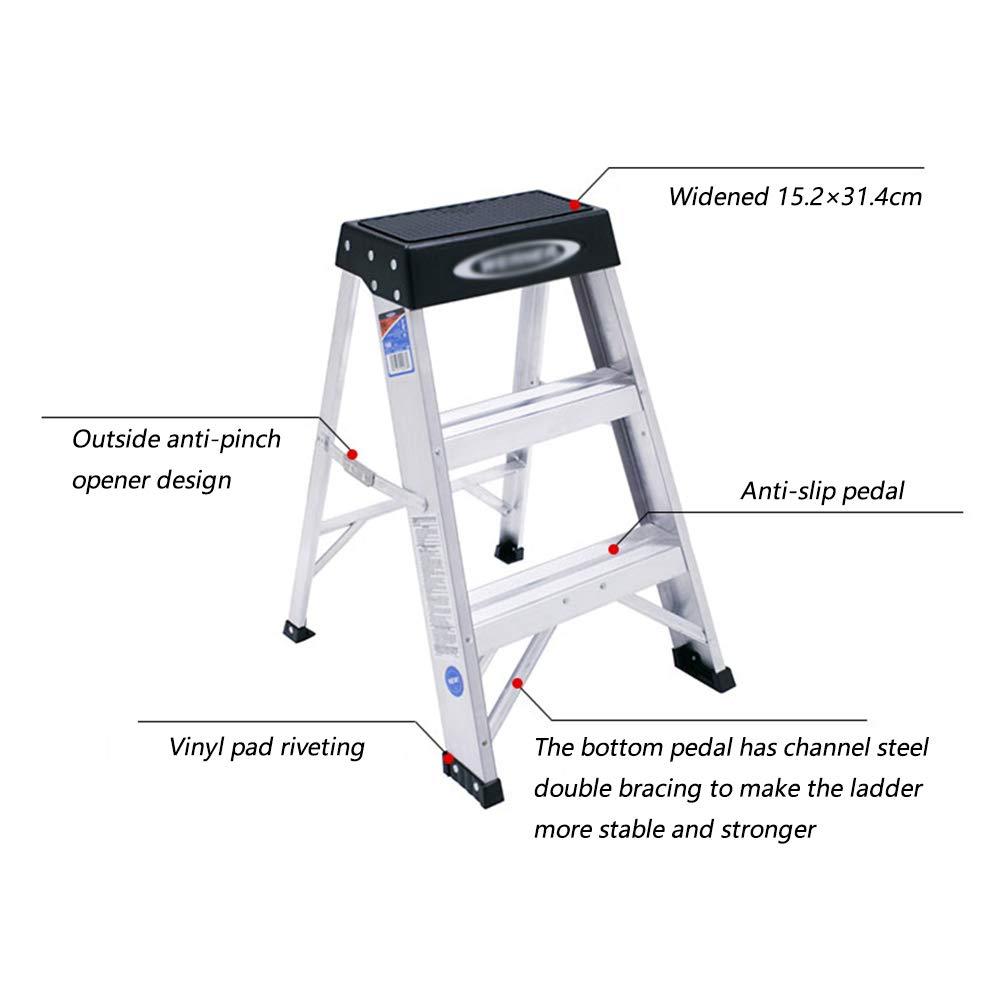 Astounding Amazon Com Th 3 Step Aluminum Alloy Step Stool Household Uwap Interior Chair Design Uwaporg