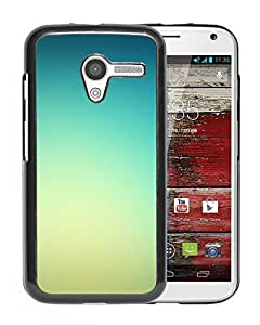 Unique Designed Cover Case For Motorola Moto X With Newage Morning Gradation Blur Wallpaper Phone Case
