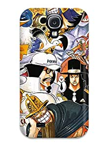 New Villain Of One Piece Tpu Skin Case Compatible With Galaxy S4