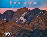 Colorado Fourteeners 2020 Deluxe Wall Calendar