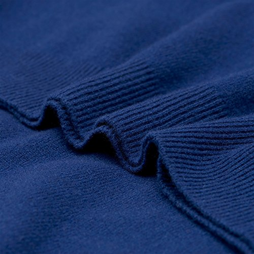 GANT Super Fine Lambswool V-Neck Mens Jumper Yale Blue XXL by GANT (Image #3)