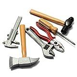 QOJA diy plastic building tool set kits builders construction toy