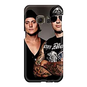 Great Hard Cell-phone Case For Samsung Galaxy S6 With Allow Personal Design Fashion Finntroll Band Skin Marycase88