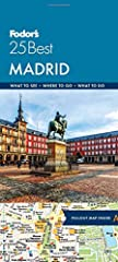 Compact and affordable, Fodor's 25 Best Madrid is a great travel guide for those who want an easy-to-pack guidebook and map to one of the most exciting cities in Spain and Europe. Fodor's 25 Best Guides offer highlights of major city destinat...