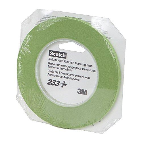 Scotch 26344 6 mm x 55 m 233+ Performance Masking (3m 233+ Scotch)