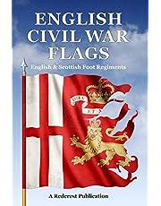 English Civil War Flags: English & Scottish Foot Regiments